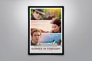 Summer in February - Signed Poster + COA