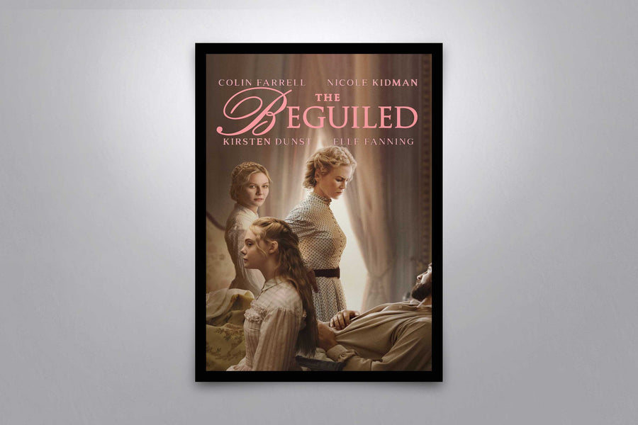 The Beguiled - Signed Poster + COA