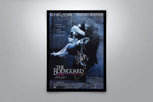 The Bodyguard - Signed Poster + COA