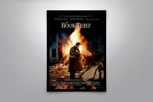 The Book Thief - Signed Poster + COA