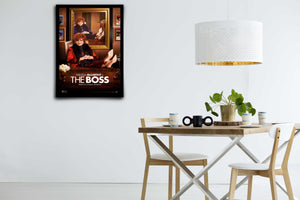 The Boss - Signed Poster + COA