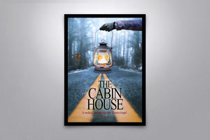 The Cabin House - Signed Poster + COA