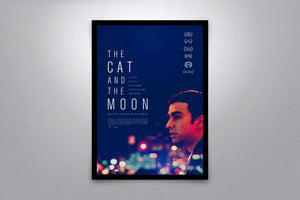 The Cat and the Moon - Signed Poster + COA