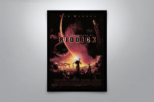 The Chronicles of Riddick - Signed Poster + COA