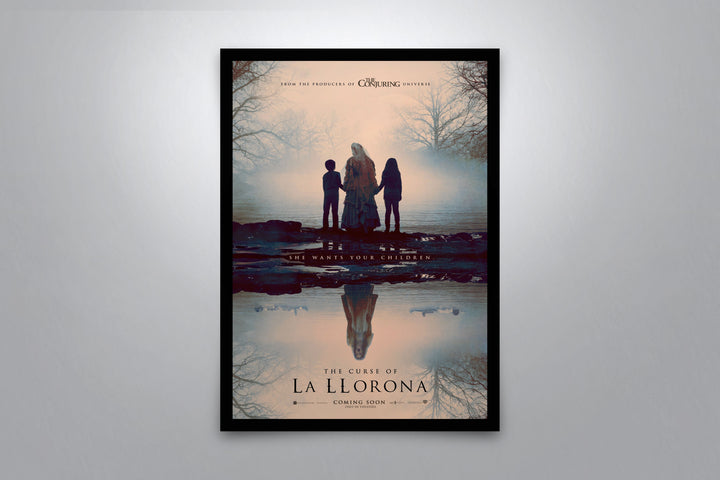 The Curse of La Llorona - Signed Poster + COA