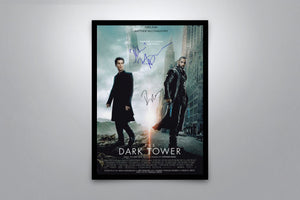 The Dark Tower - Signed Poster + COA