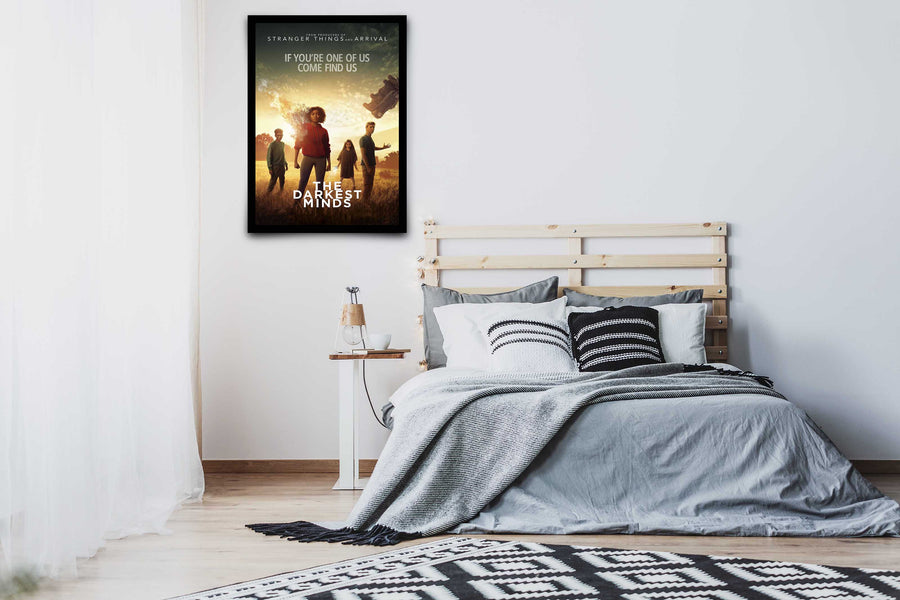 The Darkest Minds - Signed Poster + COA