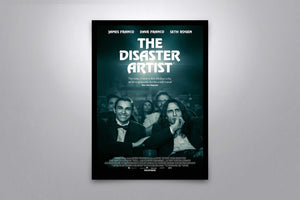 The Disaster Artist - Signed Poster + COA