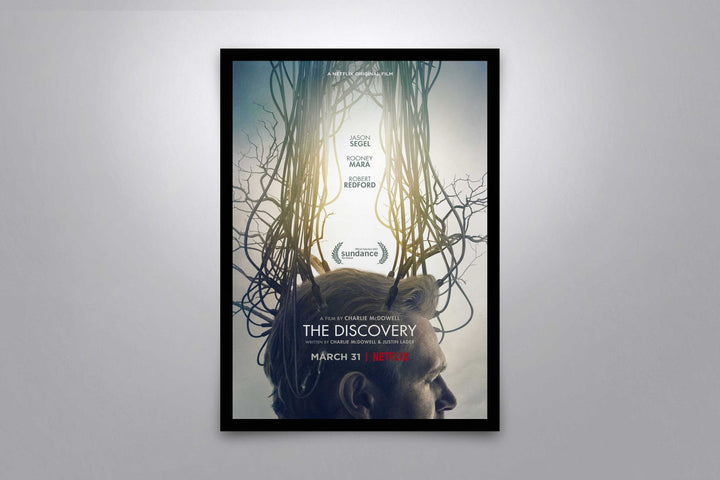 The Discovery - Signed Poster + COA