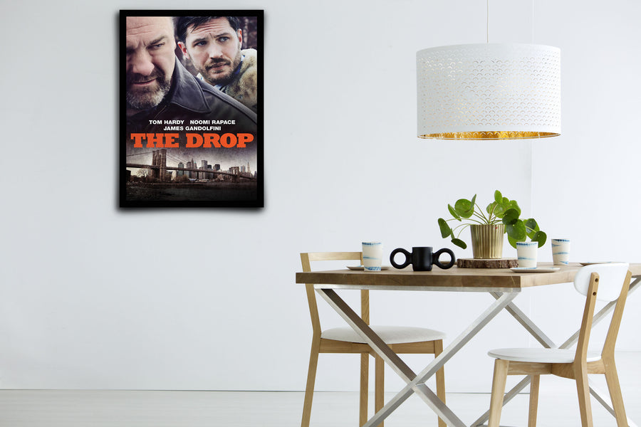 The Drop - Signed Poster + COA