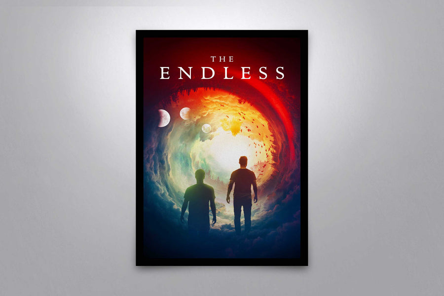 The Endless - Signed Poster + COA