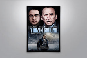 The Frozen Ground - Signed Poster + COA