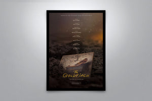 The Goldfinch - Signed Poster + COA