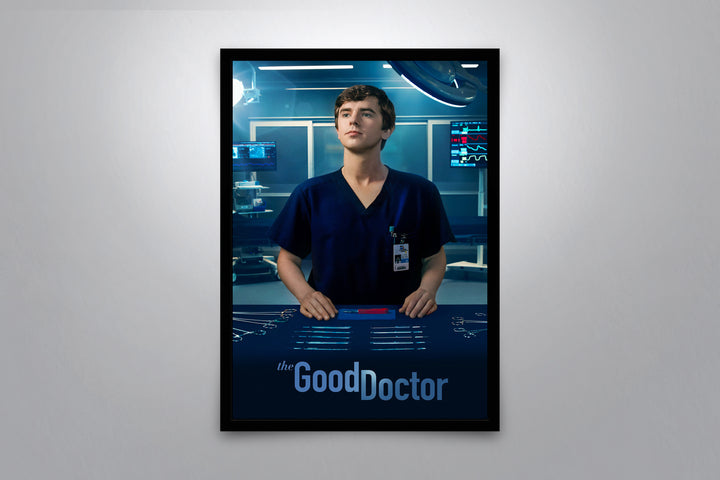 The Good Doctor - Signed Poster + COA
