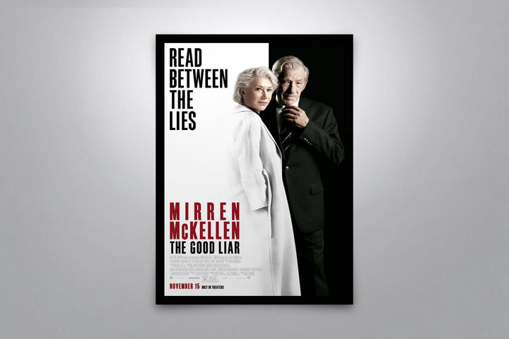 The Good Liar - Signed Poster + COA