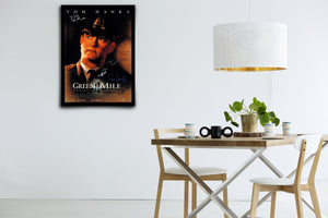 The Green Mile - Signed Poster + COA