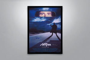 The Hitcher - Signed Poster + COA