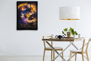 The House With A Clock In Its Walls - Signed Poster + COA