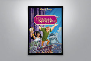 The Hunchback of Notre Dame - Signed Poster + COA