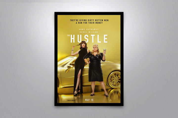 The Hustle - Signed Poster + COA