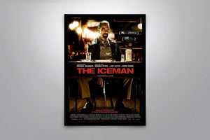 The Iceman - Signed Poster + COA