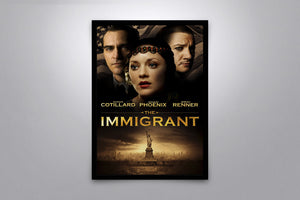 The Immigrant - Signed Poster + COA