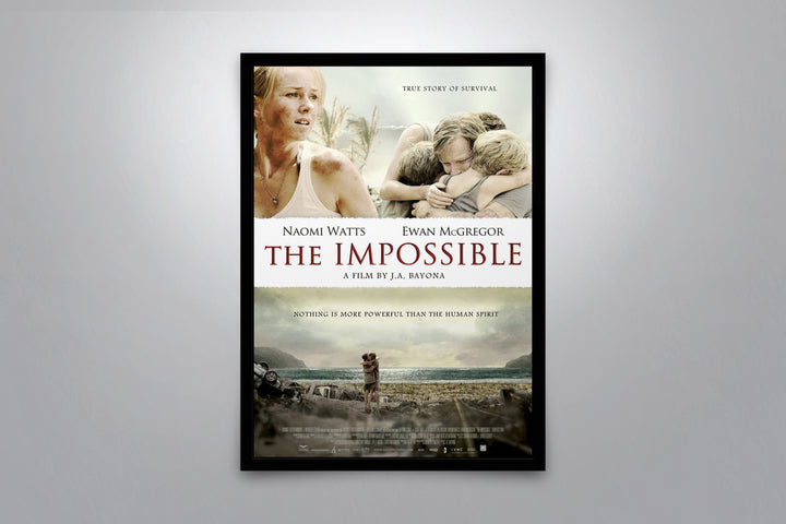 The Impossible - Signed Poster + COA