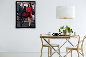 The Intern - Signed Poster + COA