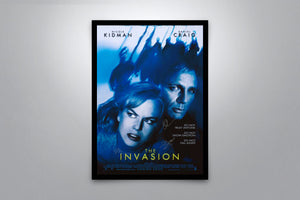 The Invasion - Signed Poster + COA