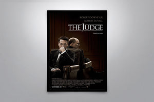 The Judge - Signed Poster + COA