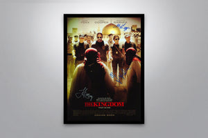 The Kingdom - Signed Poster + COA
