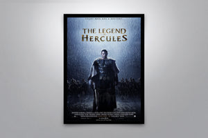 The Legend of Hercules - Signed Poster + COA