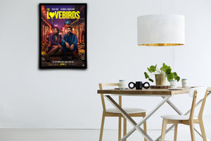 The Lovebirds - Signed Poster + COA