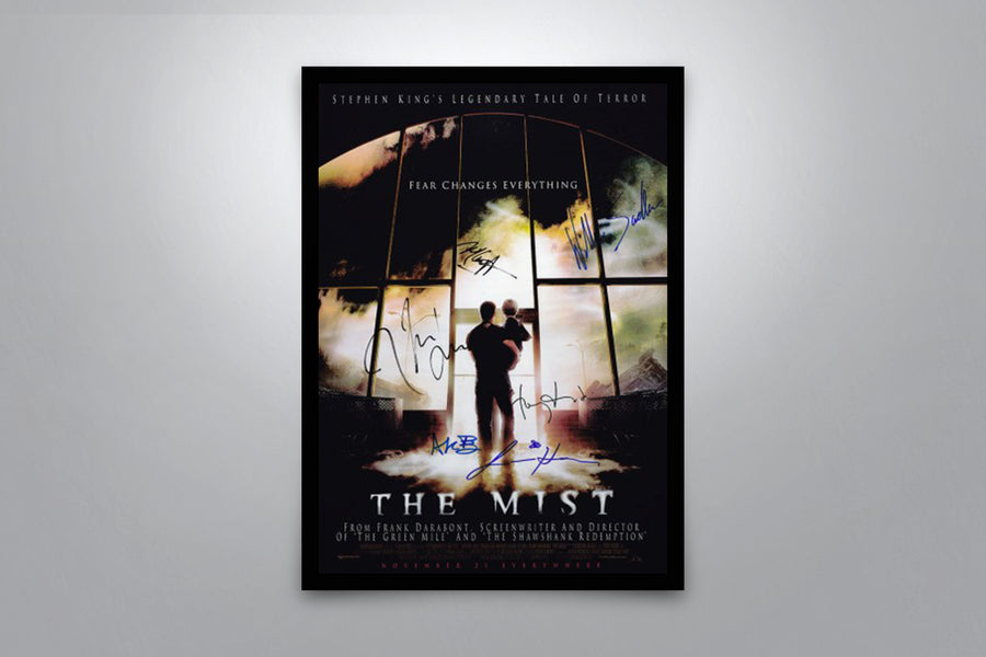 The Mist - Signed Poster + COA