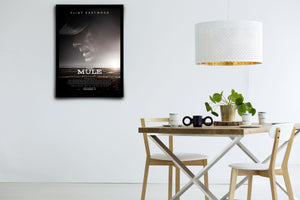 The Mule - Signed Poster + COA