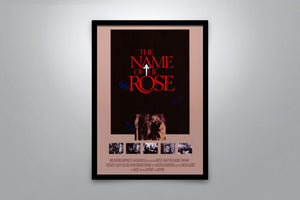 The Name of the Rose - Signed Poster + COA