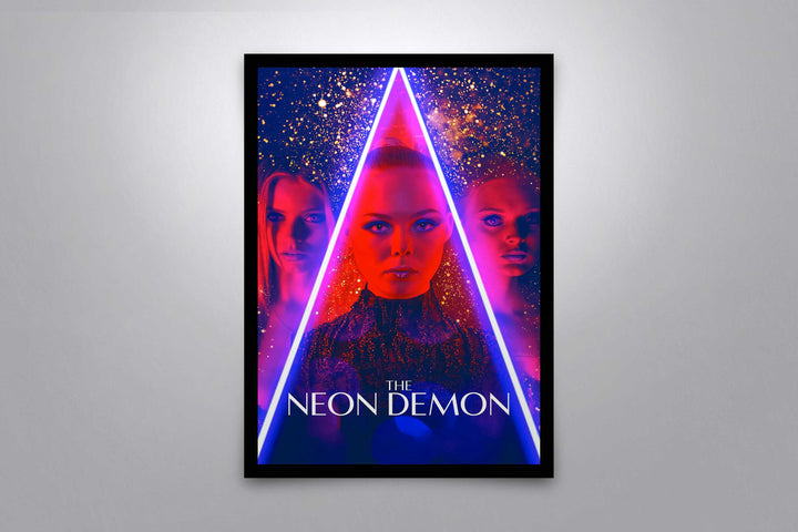 The Neon Demon - Signed Poster + COA
