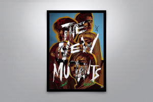 The New Mutants - Signed Poster + COA