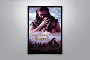 The New World - Signed Poster + COA