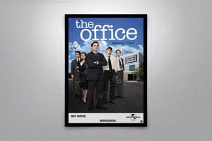 The Office (Season 4) - Signed Poster + COA