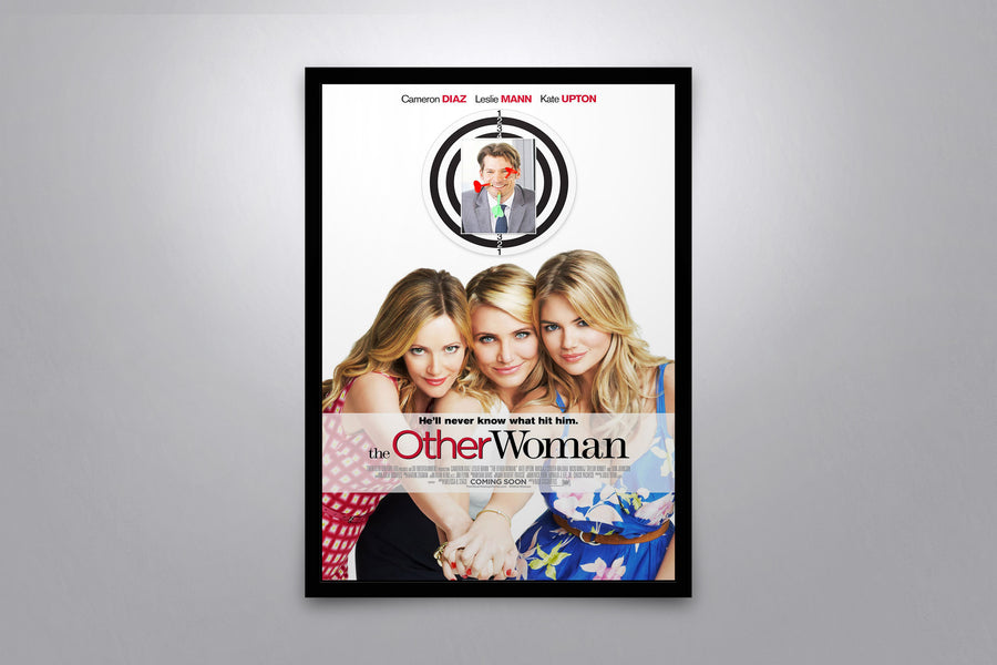 The Other Woman - Signed Poster + COA