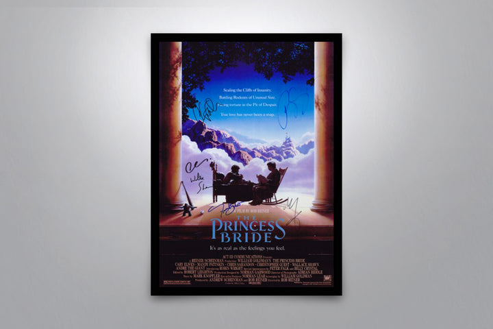 The Princess Bride - Signed Poster + COA