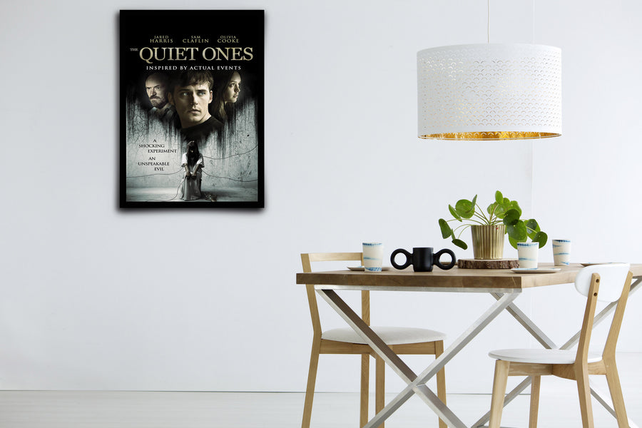 The Quiet Ones - Signed Poster + COA