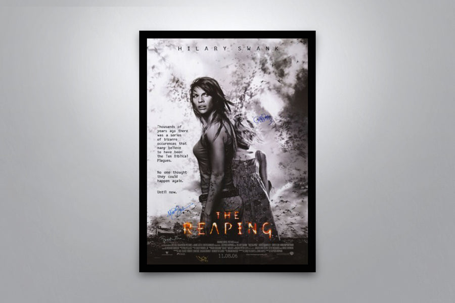 The Reaping - Signed Poster + COA