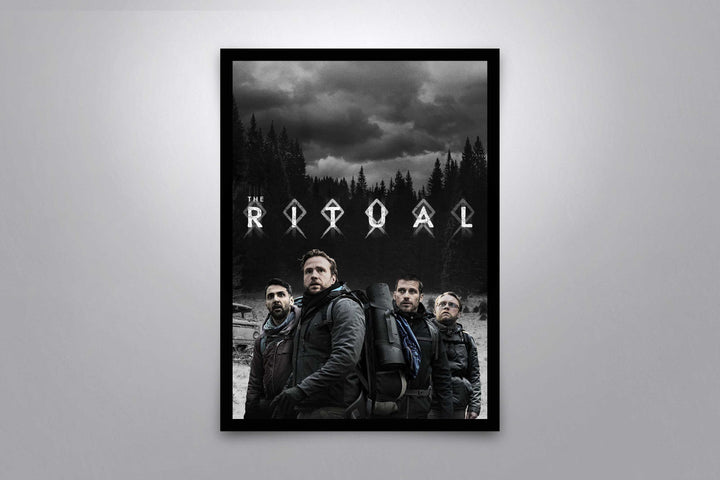 The Ritual - Signed Poster + COA