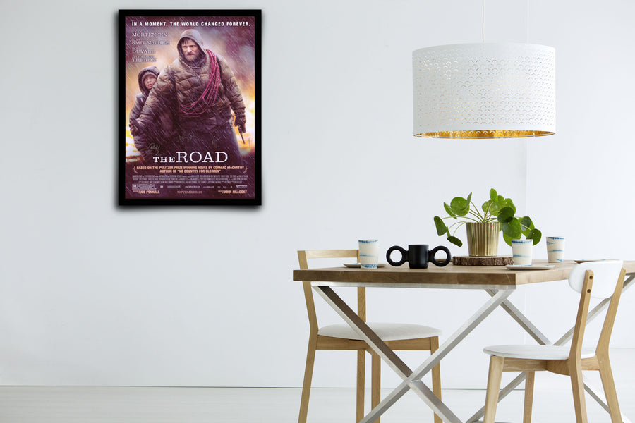 The Road - Signed Poster + COA