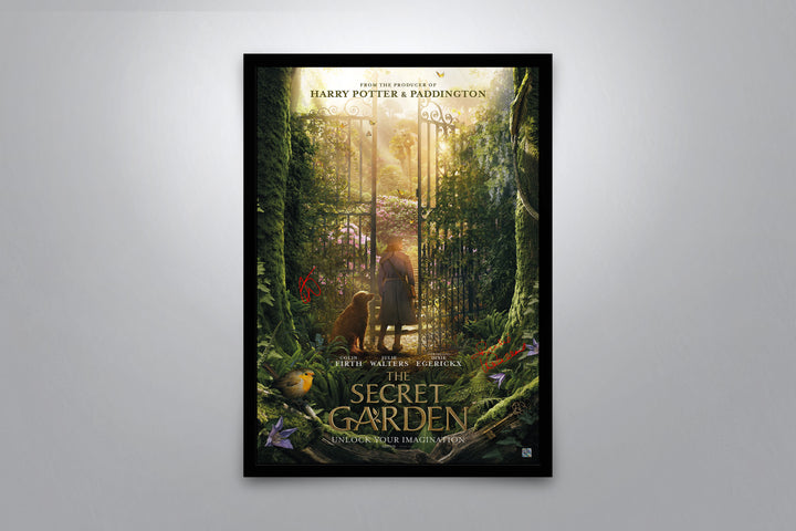 The Secret Garden - Signed Poster + COA
