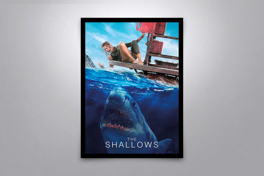 The Shallows - Signed Poster + COA