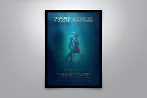 The Shape of Water - Signed Poster + COA