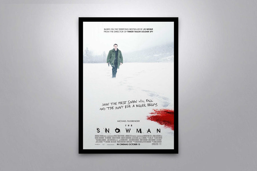 The Snowman - Signed Poster + COA